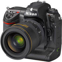 GPS for Nikon D2 series