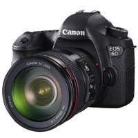 GPS for Canon EOS 6D