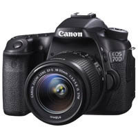 GPS for Canon EOS 70D