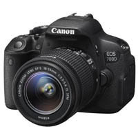 GPS for Canon EOS 700D