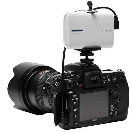 DSLR Remote controll - Wi-Fi basic set